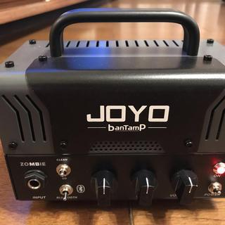 JOYO banTamp ZOMBIE グレー  真空管ヘッドアンプ 新品同様(ギターアンプ)
