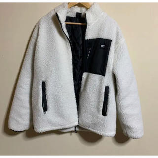 Balenciaga - OY ボアフリース ジャケット