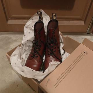 ドクターマーチン(Dr.Martens)のDr.martens8ホールブーツ(ブーツ)