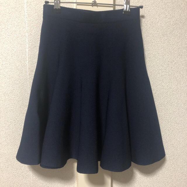 LE CIEL BLEU(ルシェルブルー)のフレアスカート レディースのスカート(ミニスカート)の商品写真