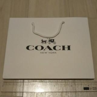 コーチ 紙袋 1枚