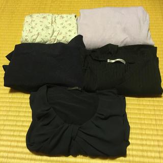 Mサイズ 5点トップス福袋 秋冬春服混合