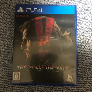 プレイステーション4(PlayStation4)のMETAL GEAR SOLID V: THE PHANTOM PAIN PS4(家庭用ゲームソフト)