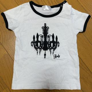 レディー(Rady)のちびRady ♡ シャンデリア Tシャツ(Tシャツ/カットソー)
