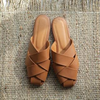 トゥデイフル(TODAYFUL)のTODAYFUL Weave Comfort Sandals(サンダル)