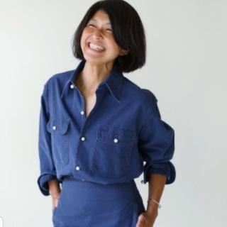 MADISONBLUE - マディソンブルー パールボタンシャツ