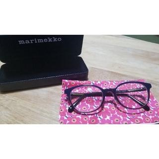 マリメッコ(marimekko)のmarimekko 眼鏡 度入り(サングラス/メガネ)