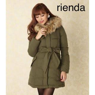 リエンダ(rienda)のrienda(モッズコート)