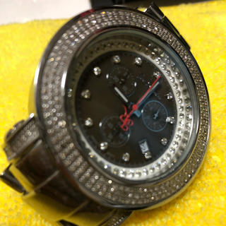 アヴァランチ(AVALANCHE)のJoe Rodeo juniar diamond watch(腕時計(アナログ))