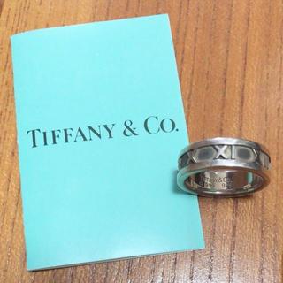 ティファニー(Tiffany & Co.)のTiffany & Co. 1995 アトラスリング SV925(リング(指輪))