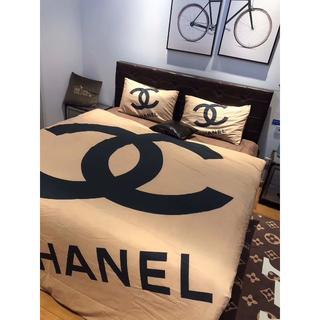 シャネル(CHANEL)の人気4点セット 寝具(シーツ/カバー)