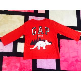 ギャップ(GAP)の80 GAP ロンT(Tシャツ)