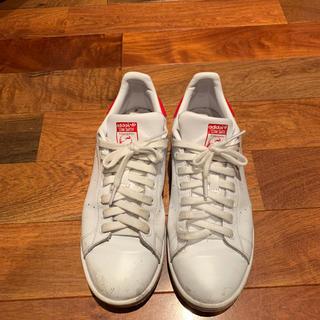 アディダス(adidas)のアディダス スタンスミス 25センチ(スニーカー)