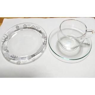 マリークワント(MARY QUANT)のMARY QUANT お皿 カップ&ソーサー(食器)