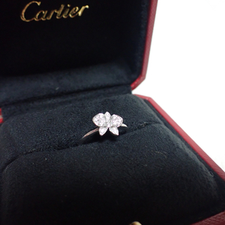カルティエ(Cartier)のカルティエ カレス ドルキデ リング(リング(指輪))