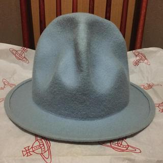 ヴィヴィアンウエストウッド(Vivienne Westwood)のVivienne Westwood WorldsEnd Mountain Hat(ハット)