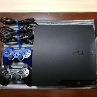 PlayStation3 - カセット多数11本!PS3 本体 ワイヤレスコントローラー2個付き