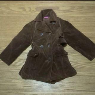 ジェニィ(JENNI)のJenni ブラウン コート 110cm(ジャケット/上着)