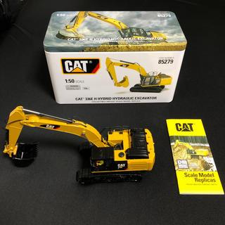 CAT ハイブリッド油圧ショベル 1/50 85279 フィギュア付き