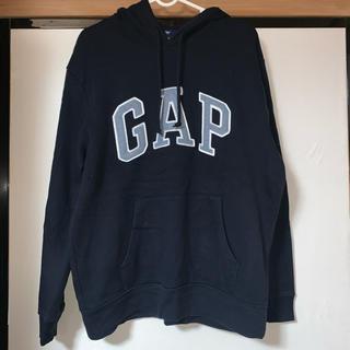 GAP - GAP パーカー ネイビー