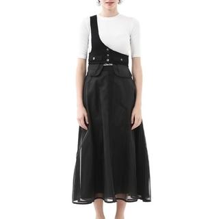 Ameri VINTAGE - 新品タグ付 【スカートのみ】 アメリヴィンテージ シアースカート
