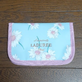 LADUREE - LADUREE ティッシュ&マスクケース