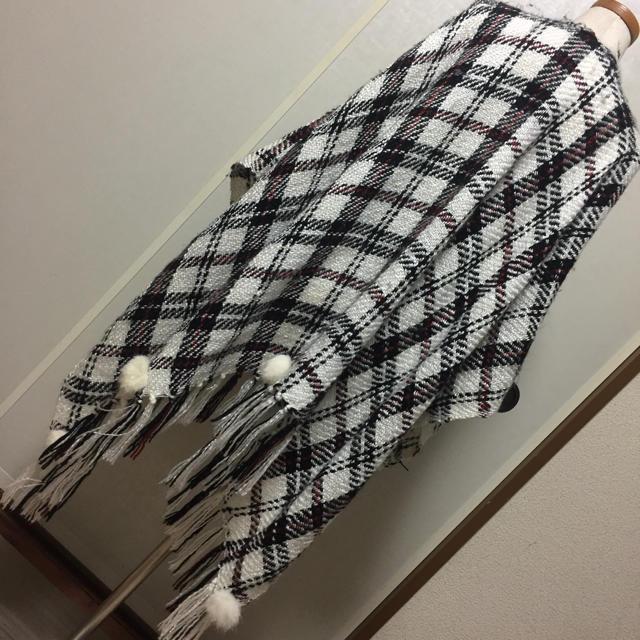 しまむら(シマムラ)のストール レディースのファッション小物(ストール/パシュミナ)の商品写真