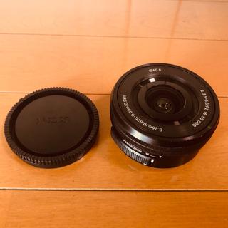 SONY - SONY ズームレンズ 16-50mm ブラック SELP1650