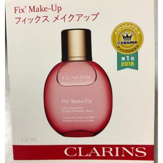 クラランス(CLARINS)の❤️クラランス フィックス メイクアップ❤️(その他)