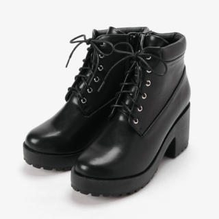 新品♡マジェスティックレゴン ブーツ   替紐付き❣️ BLACK M