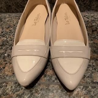 ルタロン(Le Talon)のローヒールパンプス ルタロン(ローファー/革靴)