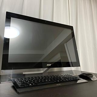 エイサー(Acer)の一体型タッチパネルパソコン / Acer Aspire 5600U(デスクトップ型PC)
