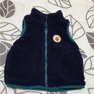 サマンサモスモス(SM2)の美品♡SM2 ベスト(ジャケット/上着)
