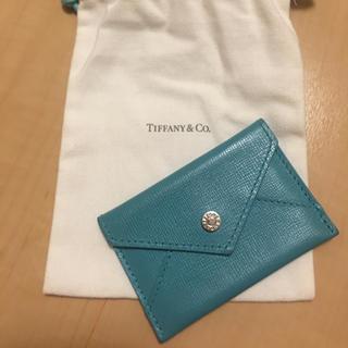 ティファニー(Tiffany & Co.)のTiffany&Co ティファニー 名刺入れ(名刺入れ/定期入れ)