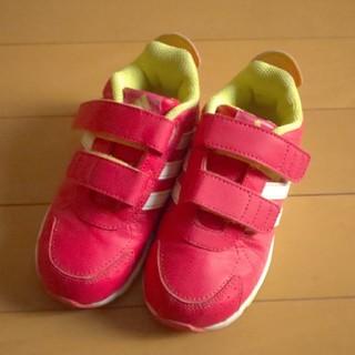 adidas - adidas スニーカー 15 ピンク イエロー