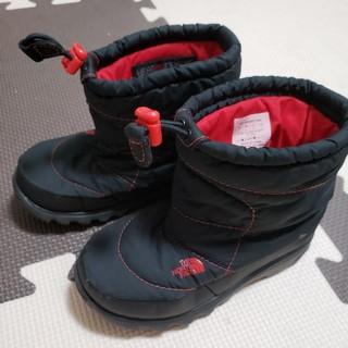 ザノースフェイス(THE NORTH FACE)のノースフェイス ブーツ キッズ 16センチ(ブーツ)