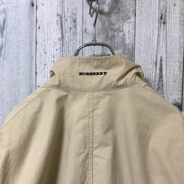 BURBERRY(バーバリー)のレア! バーバリー スイングトップ ノバチェック ビッグサイズ メンズのジャケット/アウター(その他)の商品写真