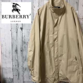 BURBERRY - レア! バーバリー スイングトップ ノバチェック ビッグサイズ