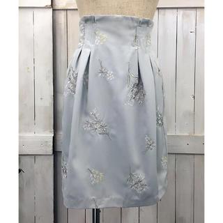 ノエラ(Noela)のNoela  花柄スカート(ひざ丈スカート)