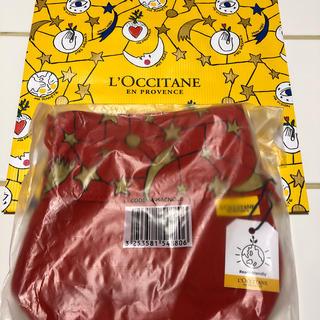 ロクシタン(L'OCCITANE)のL'OCCITANE 巾着ポーチと紙袋(その他)