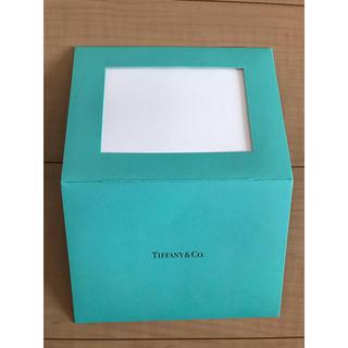 ティファニー(Tiffany & Co.)のTIFFANY☆カード型写真入れ(フォトフレーム)