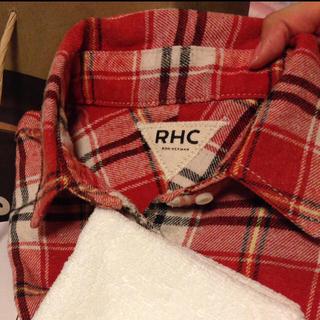 ロンハーマン(Ron Herman)のロンハーマン ヴィンテージ風チェックシャツ(シャツ/ブラウス(長袖/七分))