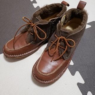 REGAL - REGAL ムートン使用靴