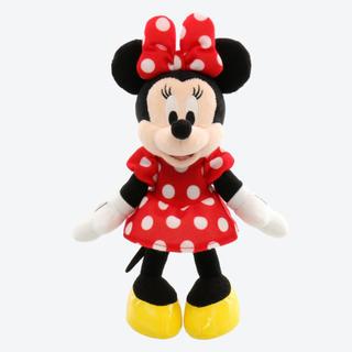ミニーマウス(ミニーマウス)のディズニーランド ポージープラッシー  ミニーマウス (キャラクターグッズ)