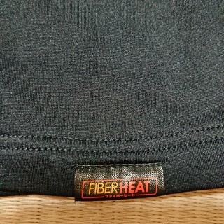 シマムラ(しまむら)のFIBER HEAT Tシャツ(アンダーシャツ/防寒インナー)