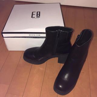 E8 BY MIISTAのショートブーツ(ブーツ)