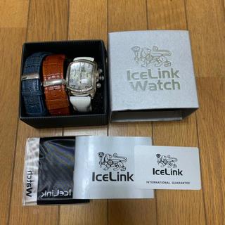 アヴァランチ(AVALANCHE)のIceLink ファットアイス 時計 アバランチ(腕時計(アナログ))