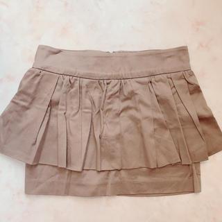 LIP SERVICE *ペプラムスカート