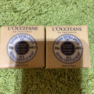 L'OCCITANE - ロクシタンシアソープ