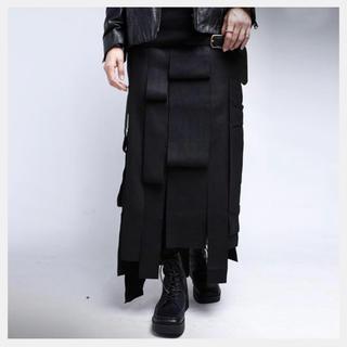 antiqua - アンティカ antiqua 常に想像を超える先端で。デザインモードスカート